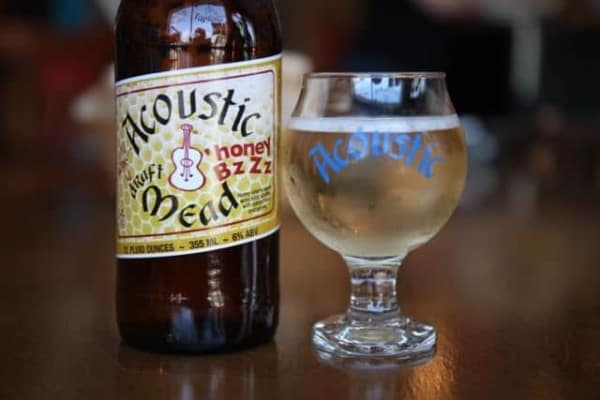Acoustic Brewing Company Draft Mead