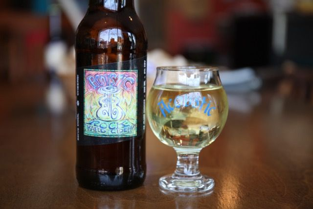Acoustic Brewing Company Rock Hard Cider
