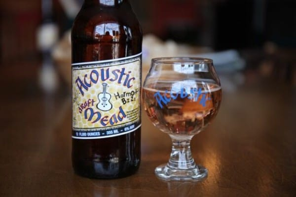 Acoustic Brewing Company Electric BzZz Mead