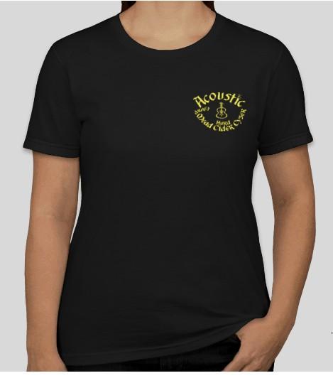 W Black Tshirt