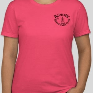 W Pink Tshirt