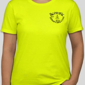 Acoustic Brewing Company Womens T-shirt